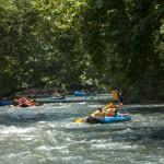 Flussrafting Jordan
