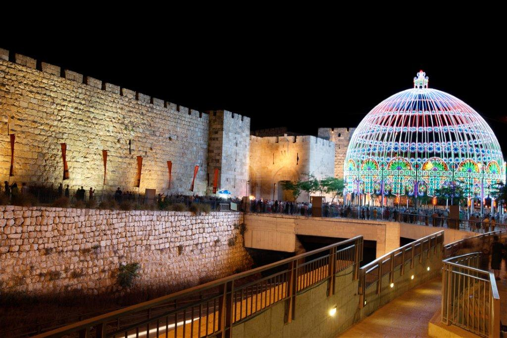 Festival der Lichter Jaffator