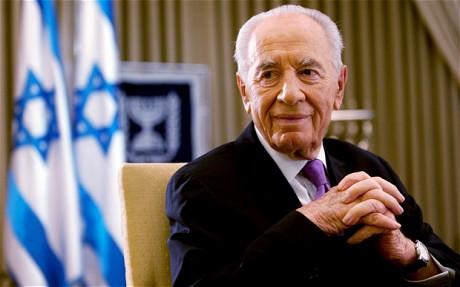 israeli-president-shimon-peres