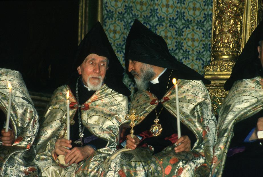 Priester der Armenischen Kirche