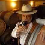 Zev Donias auf seinem Weingut Suzanne Jam im Moshav Bar Giora in den Judäischen Hügeln