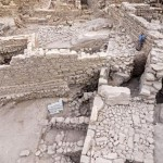 Acra Ausgrabung Davidstadt